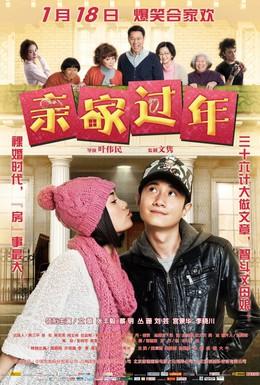 Постер фильма Новый год с родственниками (2011)