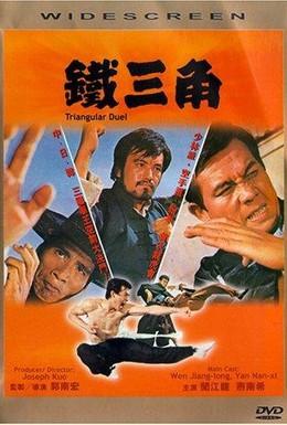 Постер фильма Китайский железный человек (1972)