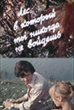 Постер фильма Лес, в который ты никогда не войдешь (1978)