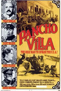 Постер фильма Панчо Вилья (1972)