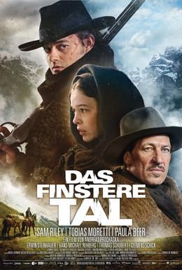 Постер фильма Тёмная долина (2014)