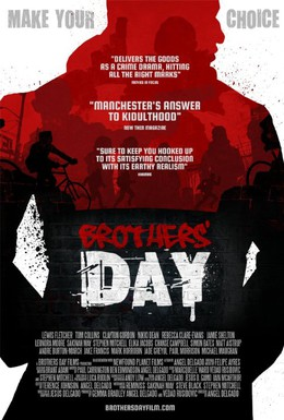 Постер фильма Братский день (2015)