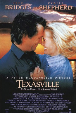 Постер фильма Техасвилль (1990)