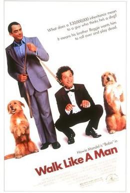 Постер фильма Ходить по-человечески (1987)