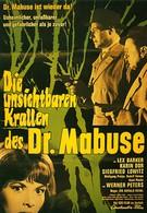 Невидимый доктор Мабузе (1962)