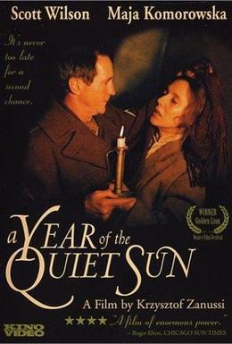 Постер фильма Год спокойного солнца (1984)