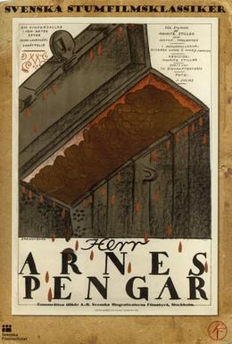 Постер фильма Деньги господина Арне (1919)