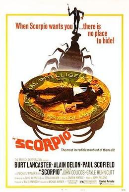 Постер фильма Скорпион (1973)
