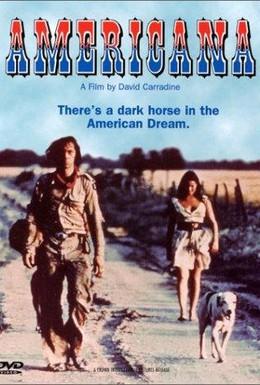 Постер фильма Американа (1981)