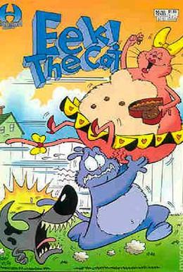 Постер фильма Кот Ик (1992)