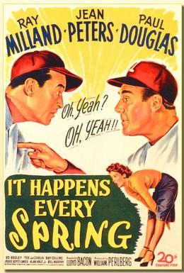 Постер фильма Это случается каждой весною (1949)
