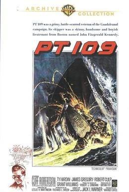Постер фильма PT 109 (1963)