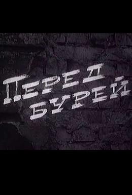 Постер фильма Перед бурей (1968)