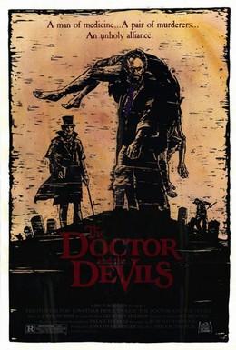 Постер фильма Доктор и дьяволы (1985)