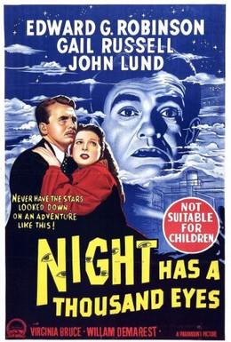 Постер фильма У ночи тысячи глаз (1948)