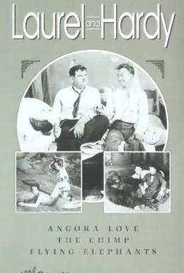 Постер фильма Шимпанзе (1932)