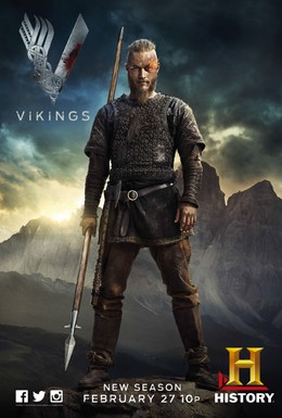 Постер фильма Викинги (2013)