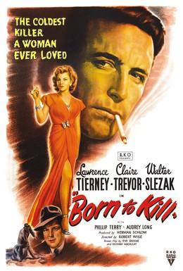 Постер фильма Рожденный убивать (1947)