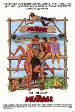 Постер фильма Фрикадельки (1979)
