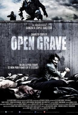 Постер фильма Открытая могила (2013)