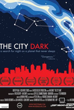 Постер фильма Городская тьма (2011)