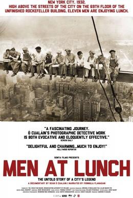 Постер фильма Обед на небоскрёбе (2012)