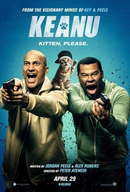 Постер фильма Киану (2016)