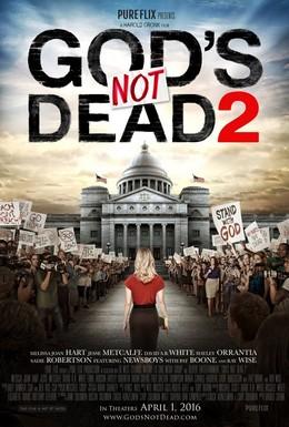 Постер фильма Бог не умер 2 (2016)