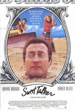 Постер фильма Влюбленный гастролер (1991)