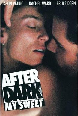 Постер фильма После наступления темноты, моя дорогая (1990)
