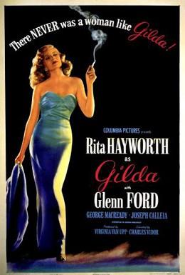 Постер фильма Гильда (1946)