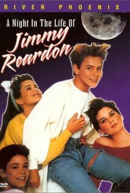 Постер фильма Одна ночь из жизни Джимми Рирдона (1988)