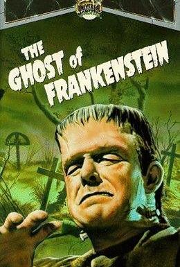 Постер фильма Дух Франкенштейна (1942)
