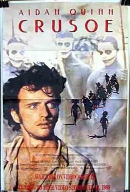 Постер фильма Крузо (1988)