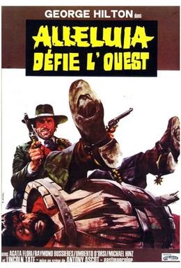 Постер фильма Возвращение Аллилуйи (1972)