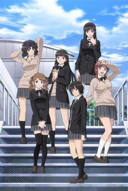 Постер фильма Амагами СС (2010)