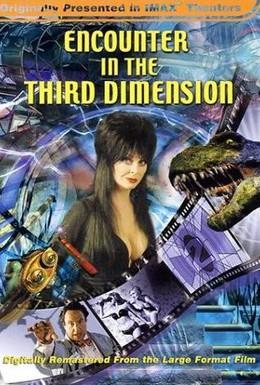 Постер фильма Встречи в третьем измерении (1999)