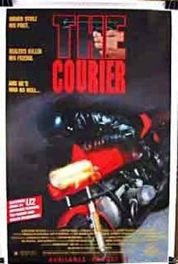 Постер фильма Курьер (1988)