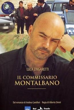 Постер фильма Комиссар Монтальбано (2006)
