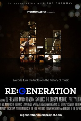 Постер фильма Re:Generation (2011)