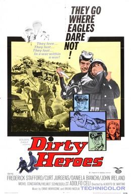 Постер фильма А завтра вас бросит в адское пекло (1967)