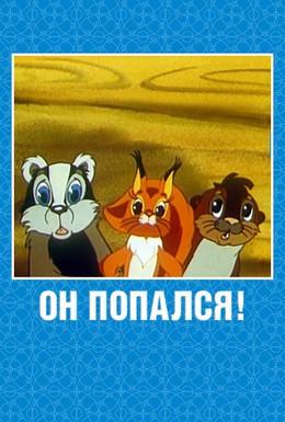 Постер фильма Он попался! (1981)