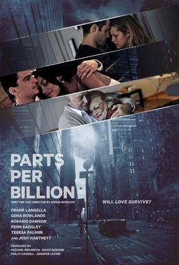 Постер фильма Одна миллиардная доля (2014)