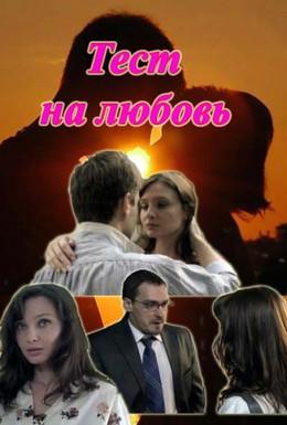 Постер фильма Тест на любовь (2013)