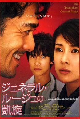 Постер фильма Триумфальное возвращение Алого генерала (2009)