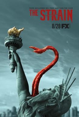 Постер фильма Штамм (2014)