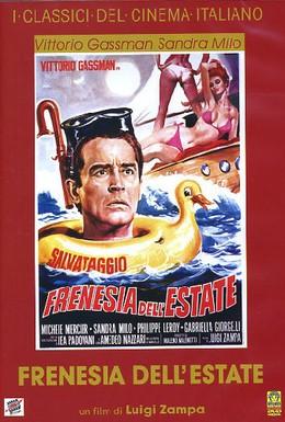 Постер фильма Летнее безумие (1964)