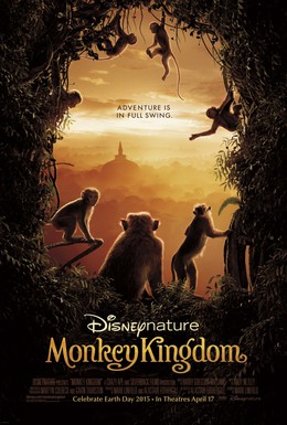 Постер фильма Королевство обезьян (2015)