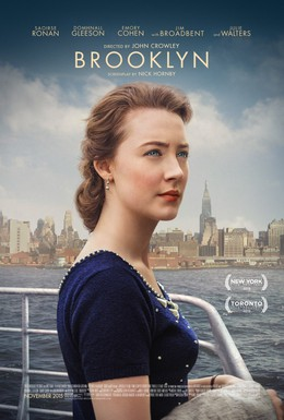 Постер фильма Бруклин (2015)