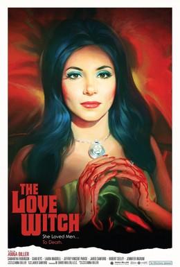 Постер фильма Ведьма любви (2016)
